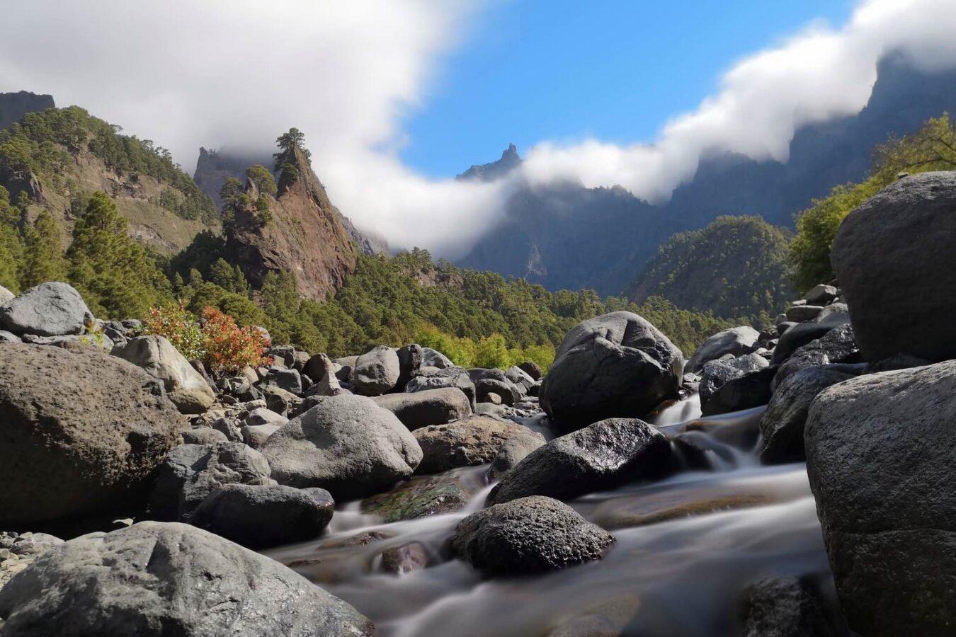 La Caldera Parque Nacional